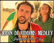 RIDIN DI RIDDIMS MEDLEY by Jahmmi Youth