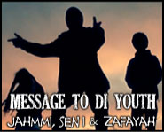 MESSAGE TO DI YOUTH by WEBCAM HI-FI feat. Jahmmi Youth, Zafayah, Sen I